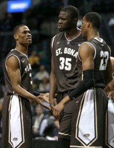 Ndoye has developed his game leaps and bounds since coming to campus as a freshman.