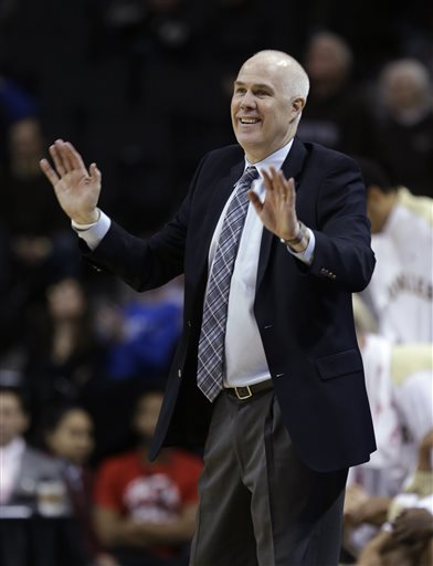 Mark Schmidt may be in the running for bigger coaching jobs elsewhere this spring.