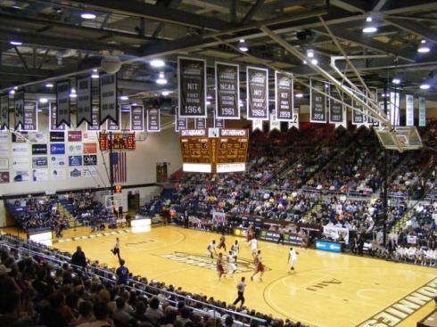 Reilly Center seats